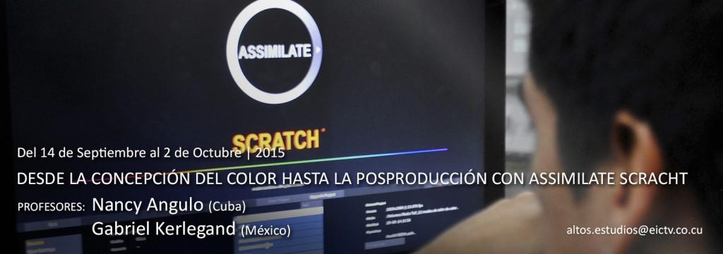 Assimilate scratch-sept